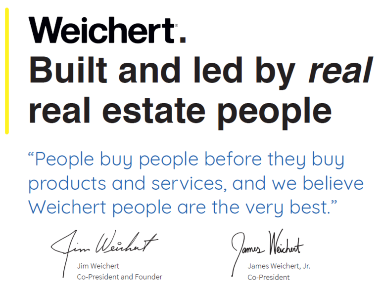 About Weichert